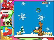 Scooby Doo Christmas Gift Dash game