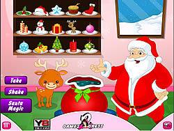 Christmas Magic Santa game
