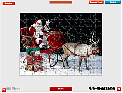 Santa Claus and Gifts game