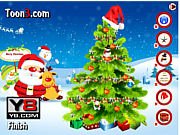 Juega al juego gratis Christmas Tree Decorations
