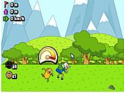 Adventure Time - Jumping Finn