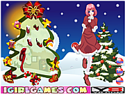 Lovely Christmas Girl 2 game