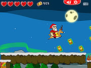 Mr Santa the Stolen Battery game