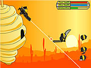 Juega al juego gratis Hive Guardian