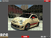 Fiat Jigsaw game