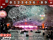 New Year Hidden Numbers