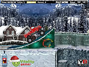 Play Heavy Wheels On Snow game