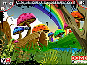 Jungle Hidden Alphabets game