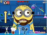 Minion At Beard Salon game