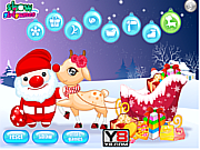 Christmas Cute Reindeer game