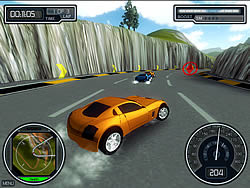 Overtorque Stunt Racing game