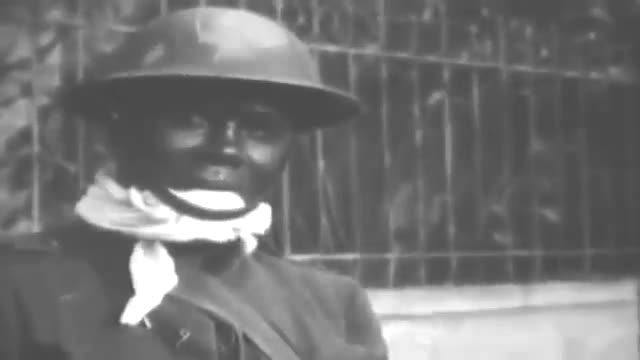 Watch free video Buffalo Soldiers 92nd Division