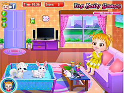 Jucați jocuri gratuite Baby Hazel Newborn Baby