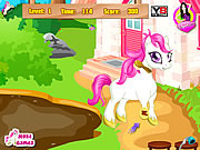 Cute Pony Care game