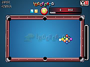 9 Ball flash pool game