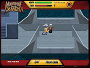 Juega al juego gratis Wolverine and the X-Men: Search and Destroy
