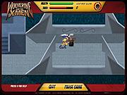 เล่นเกมฟรี Wolverine and the X-Men: Search and Destroy