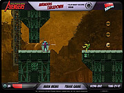 Juega al juego gratis Avengers: Takedown