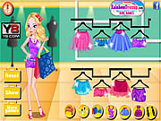 Shopping Mall Fashionista game