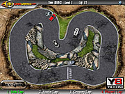 Race on the edge game