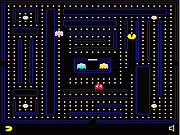 World's Biggest Pacman game