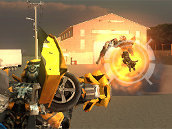 Transformers 3: Victory is Sweet game