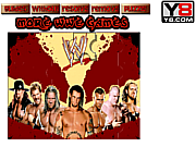 wrestling night of warriors لعبة
