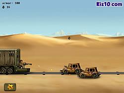Train Raiders game