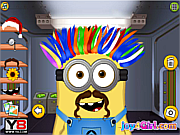 Minion At Hair Salon game