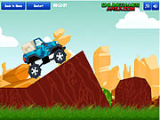 Monster Truck Challenge game