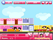 無料ゲームのHotel Builderをプレイ