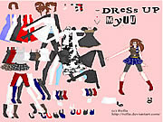 Dress Up Myuu game