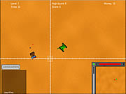 Desert Tank Attack game