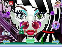 Frankie Stein Nose Patient game