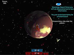 Spacebrick game