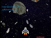 Asteroid Alley game