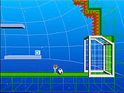 Juega al juego gratis Blast Ball 3D