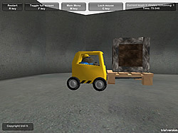 Forklift Hazard game