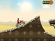 Juega al juego gratis Desert Rage Rider