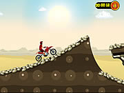 Desert Rage Rider لعبة