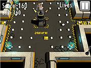Robot Blitz game