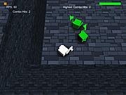 שחקו במשחק בחינם Cube Hero