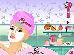 Luxury Salon Makeover game