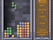 Tetris Flash game