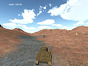 Desert Tank لعبة