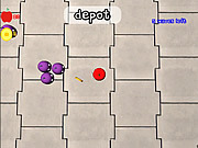 Zombie Fruit Attack game