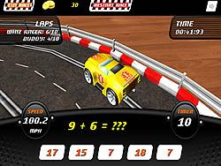 Whiz Racer game