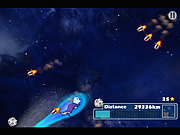 Astro Bear game