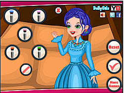 Diamonds and Toads Makeover game