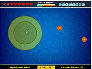 Unguided Balls Challenge game
